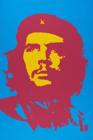 Сериграфия Warhol (After) - Che Guevara III.