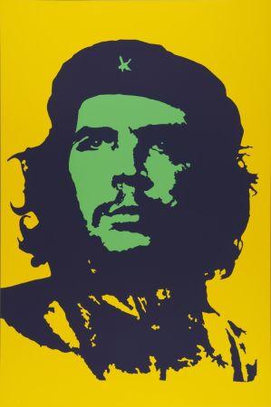 Сериграфия Warhol (After) - Che Guevara IX.