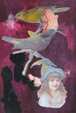 Литография Ernst - Childhood