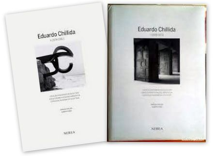 Иллюстрированная Книга Chillida - Chillida Catalogue Raisonné of Sculpture Vol. I - Vol. II
