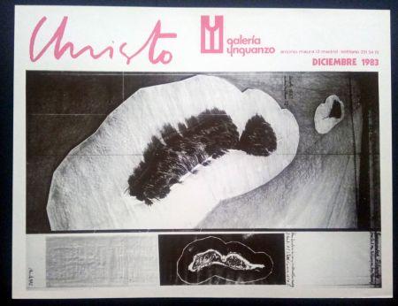 Афиша Christo - Christo - Galeria Ynguanzo 1983