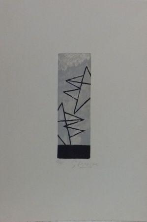Литография Braque -