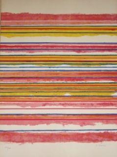Литография Meurice - CNAC 1973