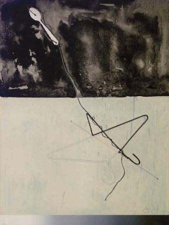 Литография Johns - Coat Hanger and Spoon
