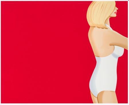 Сериграфия Katz - Coca-Cola Girl 3