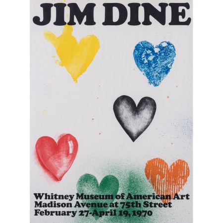 Афиша Dine - Coeurs pour le Whitney