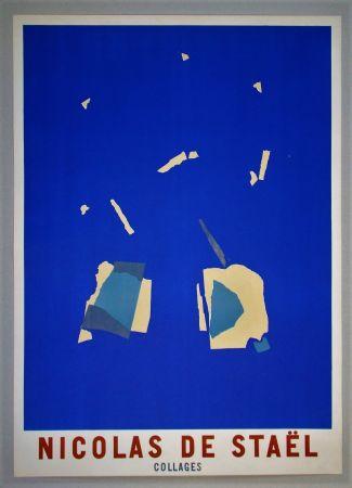 Афиша De Stael - Collages