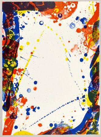 Литография Francis - Colors in Space II