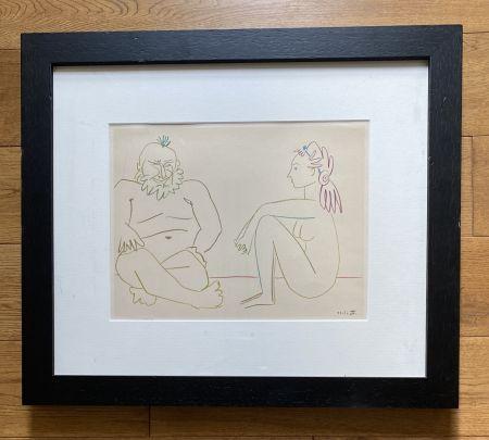 Нет Никаких Технических Picasso - Comédie Humaine 27/1/54.XIV