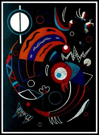 Литография Kandinsky - COMETES