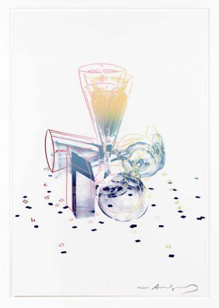 Сериграфия Warhol - Committee 2000