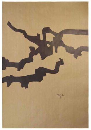 Литография Chillida - Composición