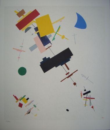 Литография Malevitch - Composition