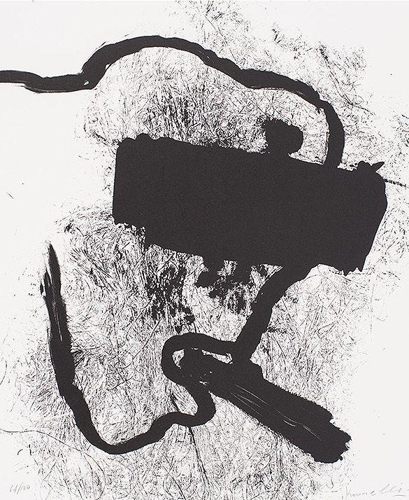 Литография Kounellis - Composition