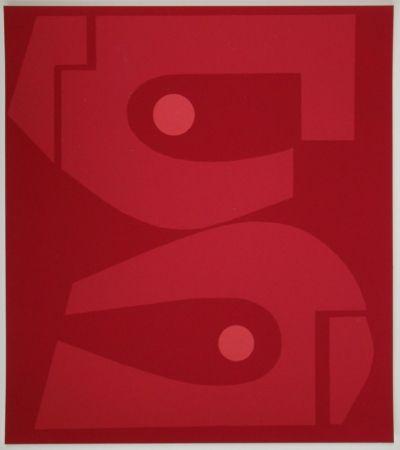 Сериграфия Pillet - Composition