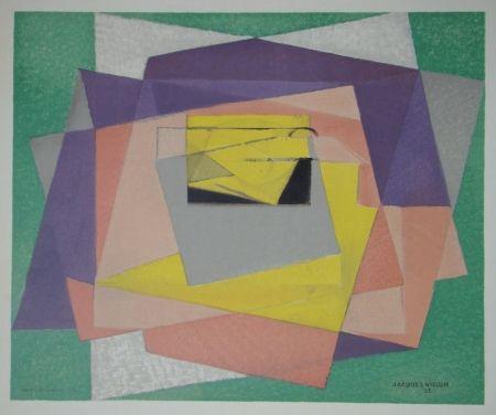 Литография Villon - Composition