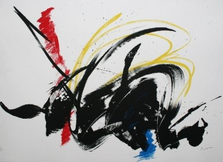 Литография Miotte - Composition