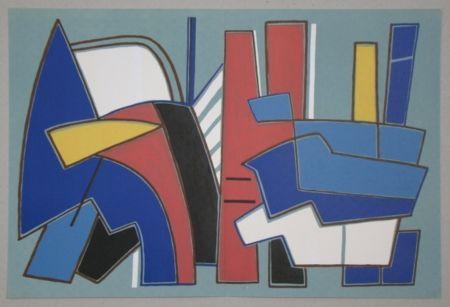 Литография Magnelli - Composition