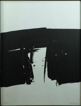 Сериграфия Marfaing - Composition