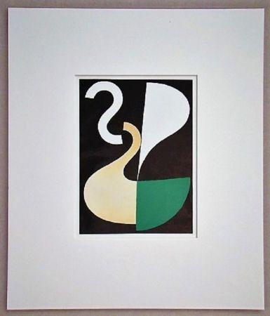 Литография Taeuber-Arp - Composition