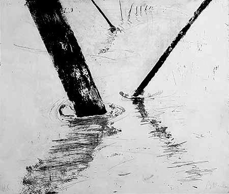 Гравюра Barcelo - Composition