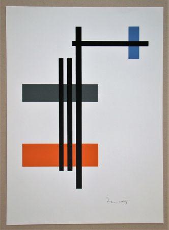Сериграфия D'ébneth - Composition
