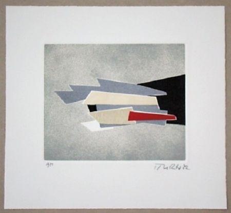 Relief Richter - Composition - 1972