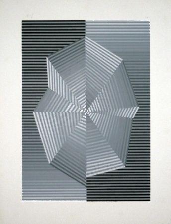 Сериграфия Sempere - Composition 1