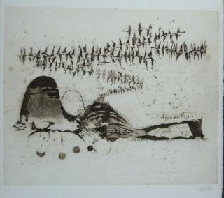 Гравюра Friedlaender - Composition 11