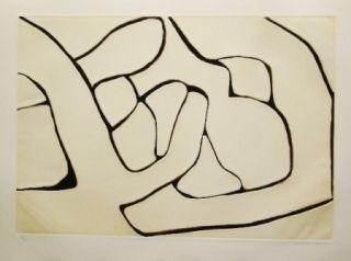Офорт И Аквитанта Marca Relli - Composition 15