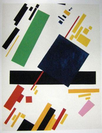 Литография Malevitch - Composition 1916