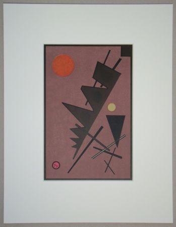 Литография Kandinsky - Composition, 1924