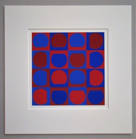 Сериграфия Vasarely - Composition 1964
