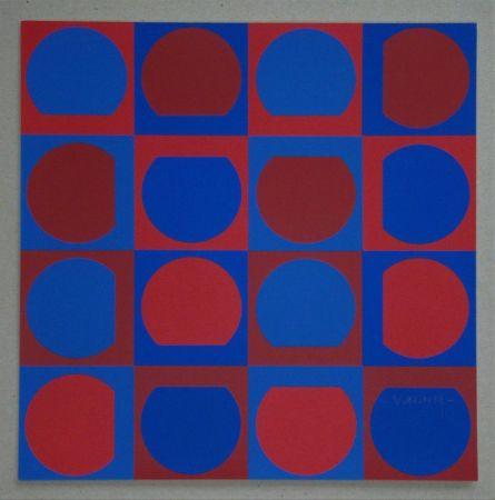 Сериграфия Vasarely - Composition, 1964