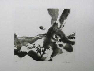 Офорт И Аквитанта Zao - Composition 2