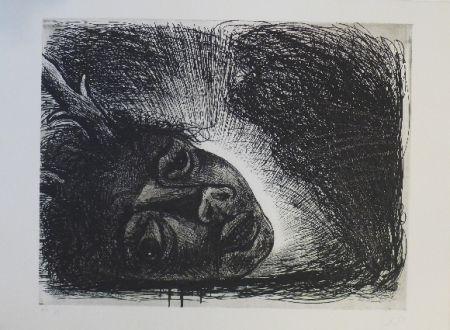 Гравюра Vilapuig - Composition 2