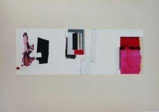 Литография Garcia-Ponce - Composition 3