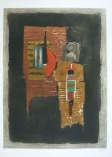 Гравюра Friedlaender - Composition 3