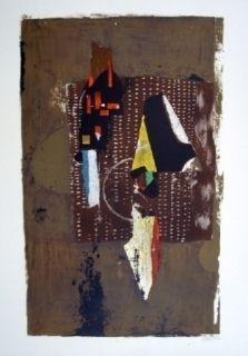 Литография Friedlaender - Composition 30