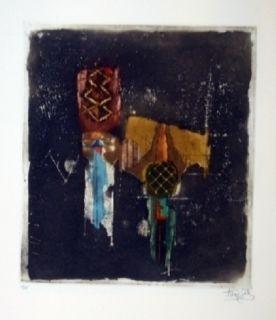 Гравюра Friedlaender - Composition 37