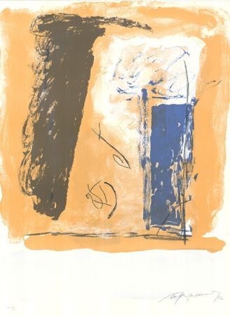 Литография Ràfols Casamada - Composition 51