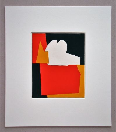 Трафарет Poliakoff - Composition abstrait