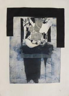 Карборунд Clavé - Composition Bleue