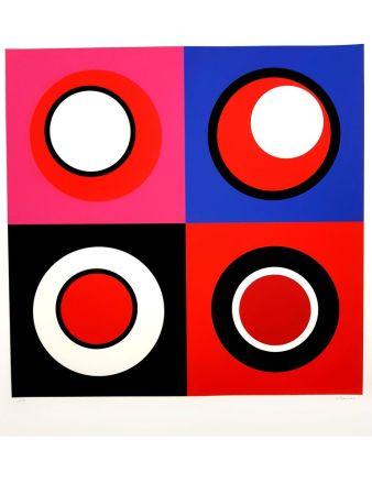 Литография Claisse - Composition cinétique
