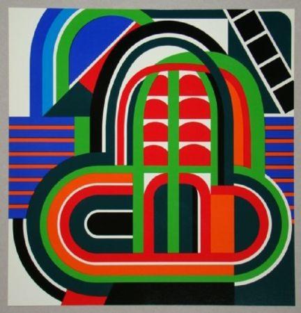 Гашение Dewasne - Composition constructif, 1971
