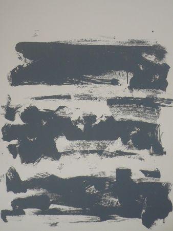 Литография Mitchell - Composition grise