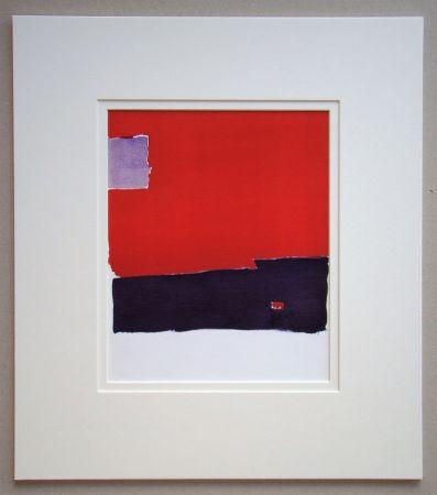 Трафарет De Stael - Composition Paysage