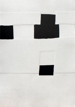 Сериграфия Chillida - Composition pour les JO