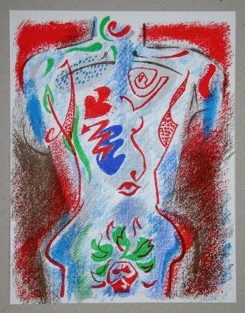 Литография Masson - Composition pour XXe Siècle