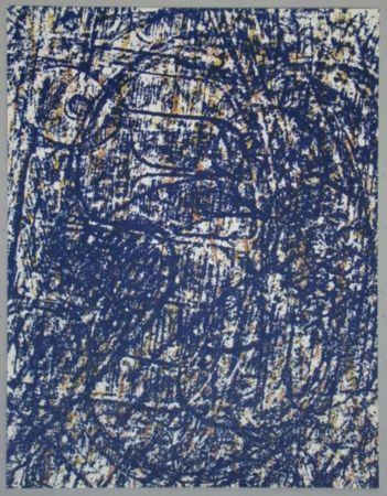 Литография Ernst - Composition Pour Xxe Siècle, 1962